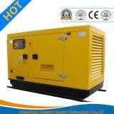 основной тепловозный генератор 50kw/655kVA с звукоизоляционным и погодостойкnIs