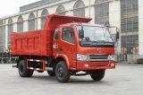 Sitom 6 tonnes de camion à benne basculante