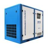 18m3/Min, 110kw, 620cfm, compresseur d'air rotatoire silencieux de la vis 150HP