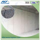 El panel de pared prefabricado de emparedado de la casa EPS