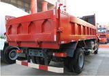 Camion à benne basculante neuf de Sinotruk Huanghe 4X2 10ton