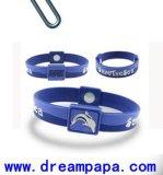 Bracelete do silicone com Ti