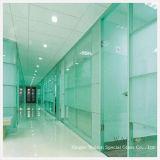 duidelijk/Berijpt/Frameless/Aangemaakt/de Geharde 8mm Glijdende Deur van het Glas