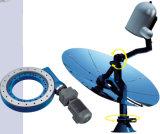 Unidade de giro de 3 polegadas com motores elétricos para mesa solar
