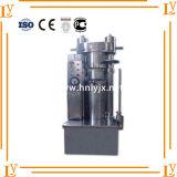 Máquina de la prensa de petróleo hidráulico de la máquina de la extracción de petróleo del grano de cacao