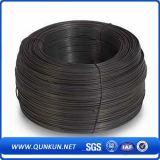 Провод низкой цены Hebei гибкий мягкий черный обожженный