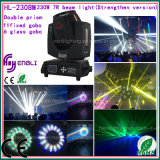 Sharpy 230W 7r Moving Head Beam für Disco (HL-230BM)