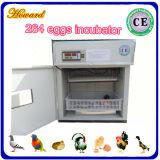 264 eieren yzite-5 de Ce Goedgekeurde Automatische Incubator van het Ei van de Kip