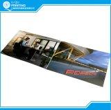 Обслуживание печатание фабрики для рекламировать буклет