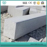 Ballentine Middle Grey Granite Vehicle Barrier Road Curbs