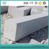 G603/G654/G682 grigio/nero/bordi gialli della strada della barriera del veicolo basalto/del granito