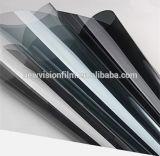 2 plis noircissent à l'extérieur le film de teinte de guichet de la chaleur pour le véhicule