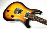 Guitare électrique de type de P.R. d'érable de flamme à vendre