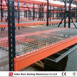 Полки паллета Decking ячеистой сети строительного материала