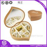 Het magnetische Vouwbare Vakje van de Chocolade van de Vertoning van de Gift van het Document van de Sluiting Verpakkende