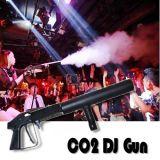 De het professionele Handbediende Kanon van Co2/Apparatuur van het Effect van de Rook van DJ van de Machine van de Mist van Co2