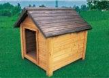 Casa Windproof da casa de madeira animal do animal de estimação do jardim para o cão grande
