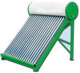 Sistema solare pressurizzato del riscaldamento dell'acqua della bobina di rame