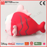 China Supplier Microbeads Foam Soft Fish Toy