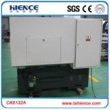 Máquina pequena barata Ck6132A do torno do CNC