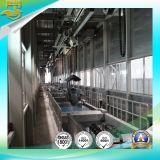 Cabina dell'Elettrotipia-Depositon per la linea di produzione del rivestimento