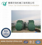 Mbr Wastewater Treatment Equipment in Villages