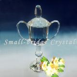 Trofeo cristalino de la taza (JB0021)