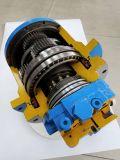 Motor hidráulico do curso da movimentação final para a máquina escavadora 12t~16t