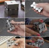 Игрушки непоседы кубика безграничности игрушек кубика непоседы сброса усилия