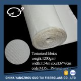 Tessuto strutturato a temperatura elevata della vetroresina della prova di fuoco