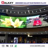 Стена P2/P2.5/P3/P4/P5/P6 крытого напольного модуля индикации экрана полного цвета фикчированного СИД видео- для рекламировать знак
