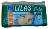Ghana-heißer Verkauf SuperSanti Windel-/Cotton-Baby Diapersfrom