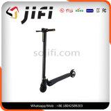 Scooter électrique à fibre de carbone populaire avec pneu de 5 pouces