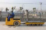 Grande trattore elettrico di rimorchio 3-Wheel con capienza di caricamento 10000kg
