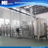 O fabricante de China completamente automático termina a máquina de enchimento engarrafada da água bebendo