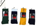 Vier Fußball-Socken der Farben-Männer (RY-SC1669)