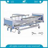 AG Bys115 조정가능한 2개의 크랭크 병원에 의하여 이용되는 참을성 있는 금속 프레임 설명서 침대