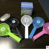 Lithium-Batterie USB-Fan kombiniert, beweglicher drahtloser mini handlicher Fan