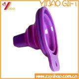 Abitudine di piccola dimensione viola dell'imbuto del silicone (silicone -12 di Xinyuan)