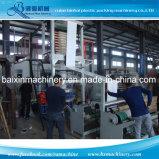 Machines automatiques de Binhai de bobiniers de double de machine d'extrusion de film de coup de qualité