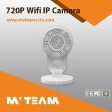 最もよく小さい夜間視界のホームWiFiスマートな屋内IPの機密保護CCTVの無線電信のカメラ