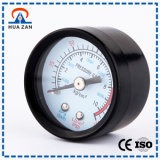 De hoge Instructies van de Manometer van de Buis van de Nauwkeurigheid Enige van Fabriek