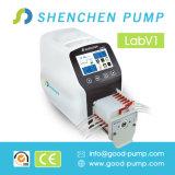 Pompa peristaltica di trasferimento liquido della prova di laboratorio del commercio all'ingrosso di prezzi di fabbrica