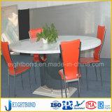 MarmorsteinaluminiumHoney⪞ Omb Panel für Möbel