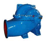 Bomba centrífuga de agua Ots serie axial de Split caja de voluta río