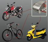 Dos Eagles Ultra Monitoreo de Alarmas B Clase de bloqueo, anti-robo de la motocicleta de bloqueo, bloqueo del freno de disco de bicicletas