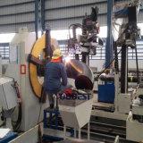 Linha de produção de fabricação de bobinas de tubulação e pré-fabricação de encanamento