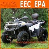 2017 quadrato ATV del EEC 800cc 4X4 dell'euro 4