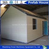 Prefab modular modular prefabricado moderno contenedor de la casa