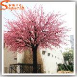 庭の装飾のピンクの人工絹の桜の木